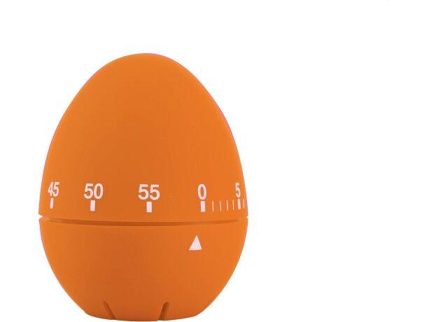 Temporizador de cocina huevo blanco personalizado