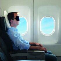 Máscara de microfibra para viajes personalizada