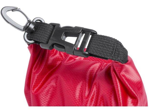 Kinser bolsa con mosquetón personalizado