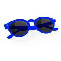 Gafas de sol vintage de colores personalizada azul