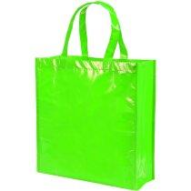 Bolsa de colores fluorescentes