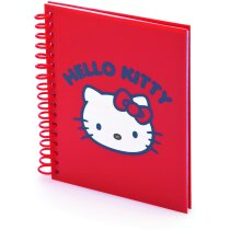 Libreta Bintex de Hello Kitty