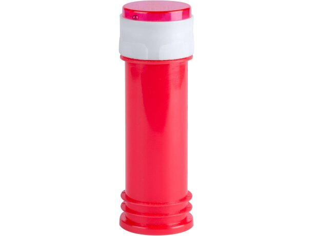 Pompero de colores personalizado rojo