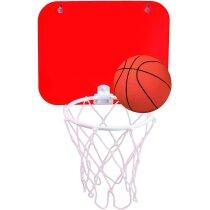 Canasta de baloncesto con pelota personalizada