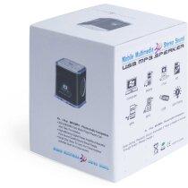 Altavoz mini en forma de cubo para empresas