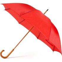 Paraguas clásico con mango curvo barato