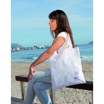 Bolsa de playa con medidor rayos uv