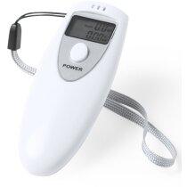 Alcoholimetro Digital Personalizado Blanco