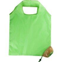 Corni bolsa plegable con forma de kiwi personalizada