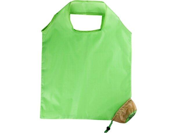 Bolsa de la compra plegable con forma de naranja merchandising