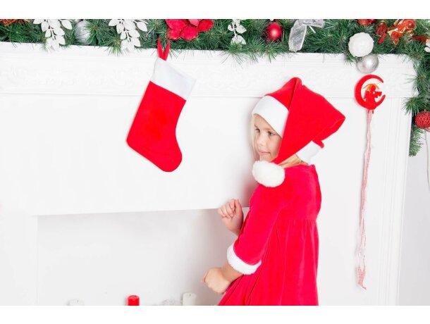 Calcetin navideño barato