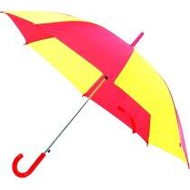 Paraguas combinado con los colores de España merchandising