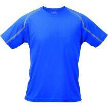 Camiseta manga corta unisex detalles de color 135 gr fleser