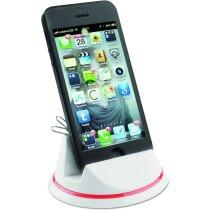 Soporte giratorio de móvil barato rojo