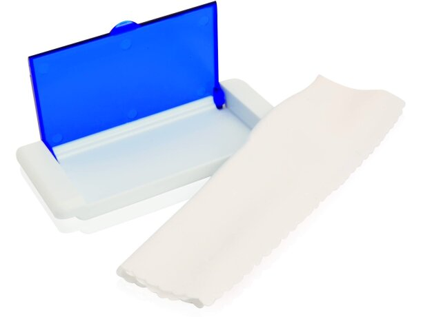 Paño limpiador de microfibra para gafas personalizada