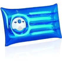 Almohadilla de plástico con radio incorporada personalizada