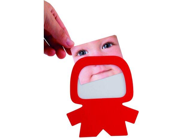 Portafotos de cartón sencillo personalizado