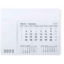 Alfombrilla con calendario