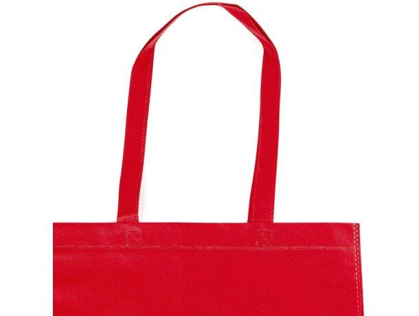 Jazzin bolsa de feria blanca personalizada