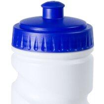 Bidón blanco de plástico 500 ml grabado