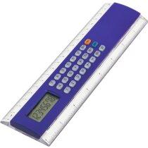 Regla con calculadora de escritorio personalizada