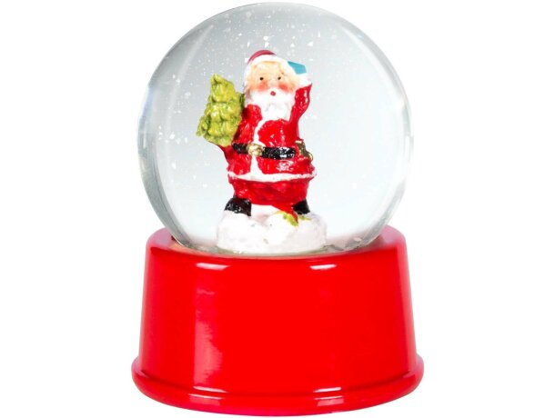 Bola de nieve de papa Noel barata