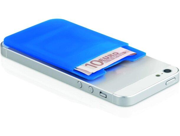 Funda de silicona multiusos para smartphone personalizada lotek