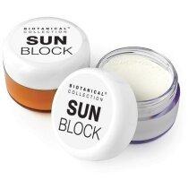 Tarro de crema solar personalizado