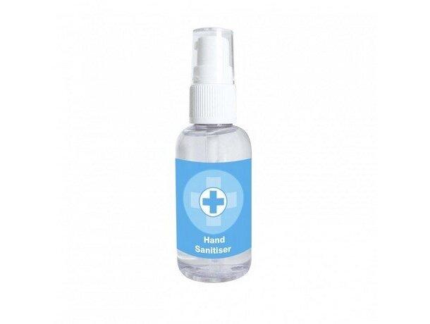 desinfectante de manos de 50 ml personalizado