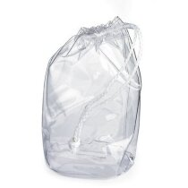 Bolsa neceser de plástico transparente personalizada