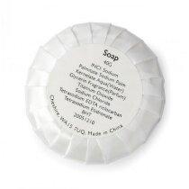 Pastilla de jabón de hotel personalizado