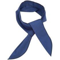 Bufanda con función refrescante azul