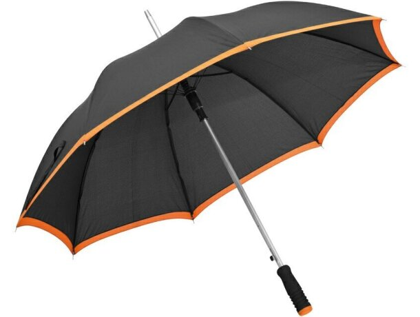 Paraguas fabricado en tafetan de gran calidad personalizado