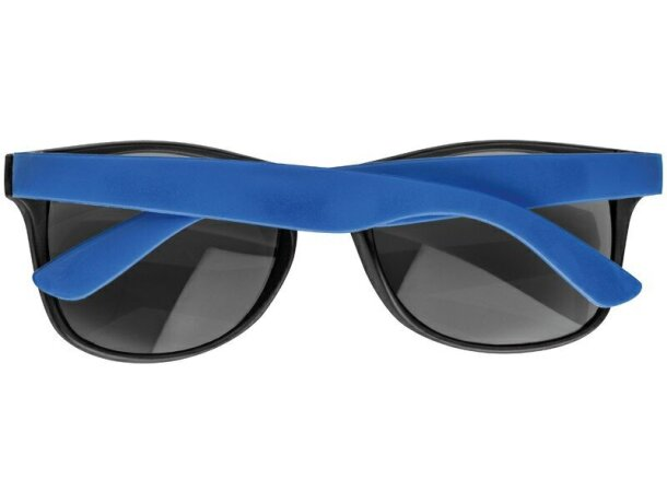 Gafas de Sol con Patillas de Color azul personalizado
