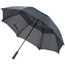 Paraguas de golf sencillo barato negro