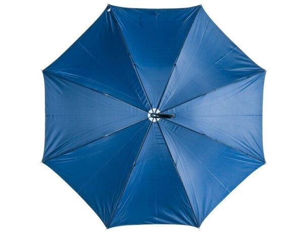 Paraguas con doble capa en colores personalizado azul