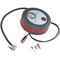 Inflador de aire para ruedas personalizado negro