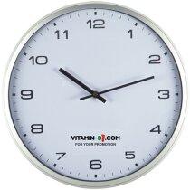 Reloj de pared con base desmontable para personalizar en esfera