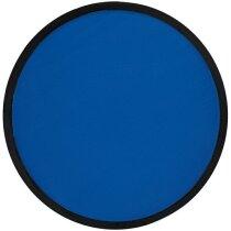 Disco volador plegable de colores personalizado azul