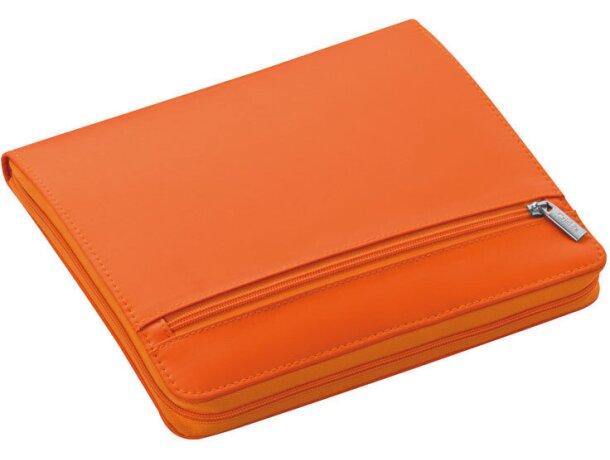 Funda para tablet portadocumentos con cremallera