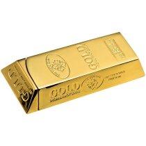 Encendedor lingote de oro metálico personalizado oro