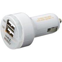 Cargador dual USB