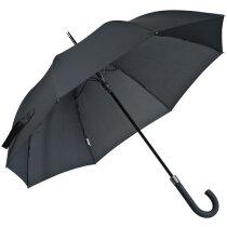 Ferraghini Paraguas. personalizado negro