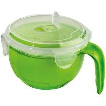 Bol de cocina para mezclas verde
