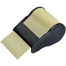 Dispensador de notas adhesivas en rollo barata negra
