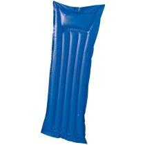 Colchoneta inflable de colores personalizada azul
