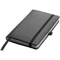 Libreta de notas calidad alta con tapa acolchada negra