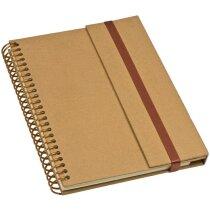Cuaderno con Espiral de 240 Páginas barato marron