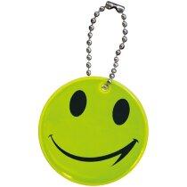 Colgante Smile con Cadena personalizado amarillo