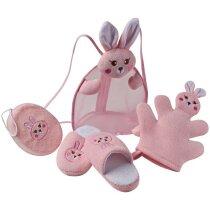 Mochila Para Niños con Motivos de Animal rosa